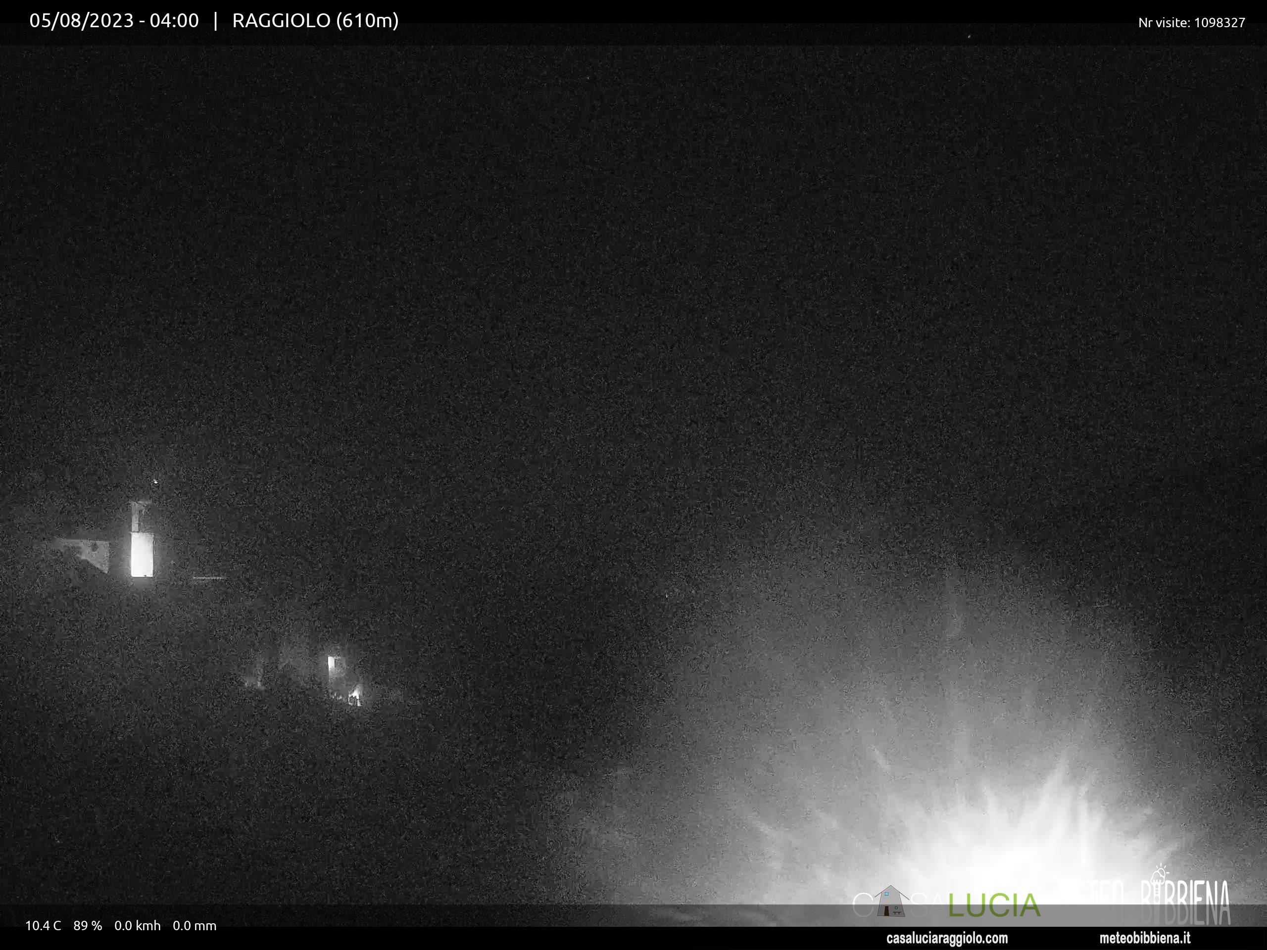 webcam Raggiolo, provincia di Arezzo, Toscana